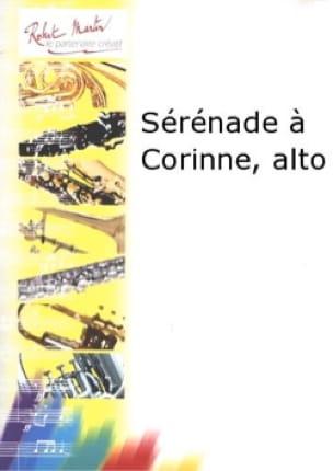 Robert Martin - Serenade Corinne - Sheet Music - di-arezzo.com