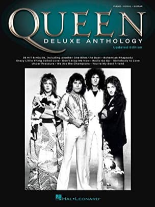 Queen - Queen - Deluxe Anthology - Partition - di-arezzo.fr