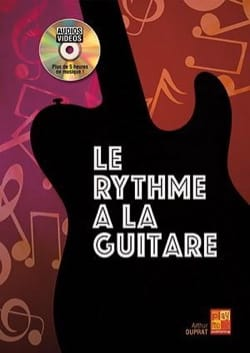 Arthur Duprat - The rhythm on the guitar - Sheet Music - di-arezzo.com
