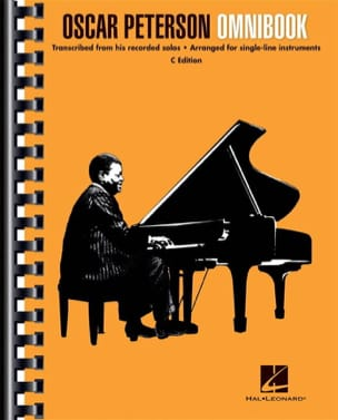 Oscar Peterson - Oscar Peterson - Omnibook - C - Sheet Music - di-arezzo.co.uk
