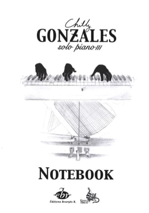 Chilly Gonzales - Solo Piano 3 - Partition - di-arezzo.fr