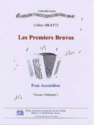 Célino Bratti - The First Bravos - Sheet Music - di-arezzo.com