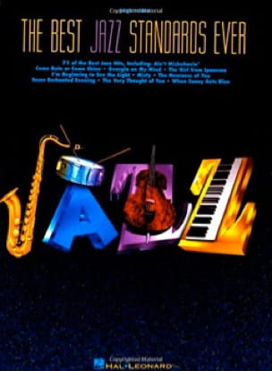 - The Best Jazz Ever Standards - Easy Piano - Sheet Music - di-arezzo.co.uk