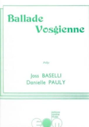 Vosgienne - Joss / Pauly Danielle Baselli - laflutedepan.com