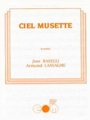 Ciel Musette - Joss Baselli & Armand Lassagne - laflutedepan.com