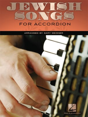 Jewish Songs for Accordion - Partition - laflutedepan.com