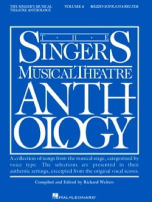 - The Singer's Musical Theater Anthology Volume 4 - Mezzo / Soprano - Sheet Music - di-arezzo.co.uk