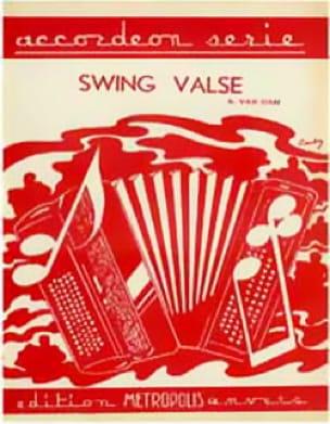 Albert Van Dam - Swing Waltz - Sheet Music - di-arezzo.co.uk