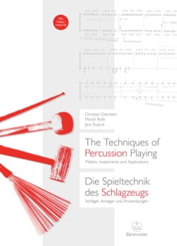 Christian Dierstein, Michel Roth & Jens Ruland - The Techniques of Percussion Playing - Sheet Music - di-arezzo.com