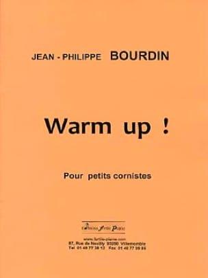 Jean-Philippe Bourdin - Calentamiento - Partitura - di-arezzo.es