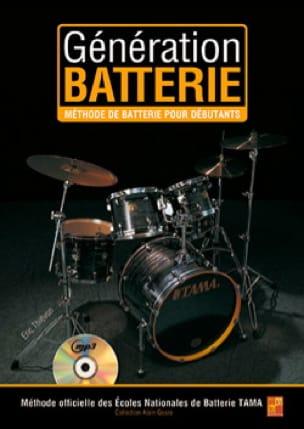 Génération Batterie Eric Thiévon Partition Batterie - laflutedepan