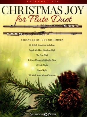 Noël - Christmas Joy for Flute Duet - Sheet Music - di-arezzo.co.uk