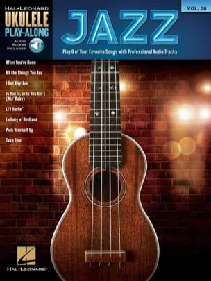 - Ukulele Play-Along Volume 38 - Jazz - Partition - di-arezzo.fr