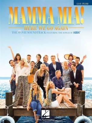 Abba - Mamma Mia! Here We Go Again - Movie Soundtrack, Easy Version - Sheet Music - di-arezzo.com