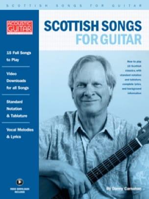 Scottish Songs for Guitar - Traditionnel écossais - laflutedepan.com