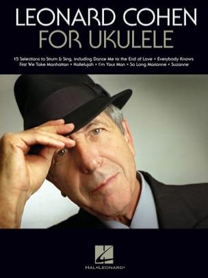 Leonard Cohen - Leonard Cohen for Ukulele - Partition - di-arezzo.fr