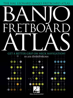 Joe Charupakorn - Banjo Fretboard Atlas - Sheet Music - di-arezzo.co.uk