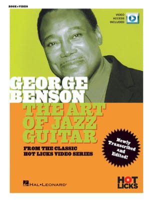 George Benson – The Art of Jazz Guitar - laflutedepan.com