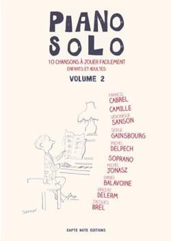 - Solo Piano - Volume 2 - Sheet Music - di-arezzo.co.uk