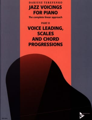 Dariusz Terefenko - Jazz Voicings For Piano: The Complete Linear Approach - Volume 2 - Sheet Music - di-arezzo.co.uk