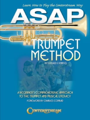 Gerald F. Knipfel - ASAP Trumpet Method - Sheet Music - di-arezzo.com