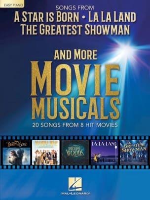 Songs from A Star Is Born, The Greatest Showman, The Land and More - Sheet Music - di-arezzo.co.uk