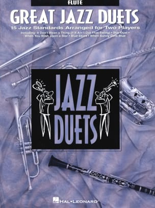 Great Jazz Duets Partition Flûte traversière - laflutedepan