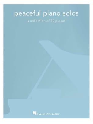 - Peaceful Piano Solos - Partition - di-arezzo.fr