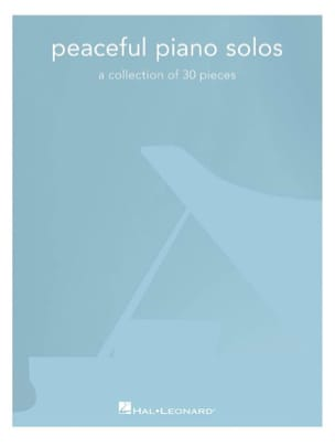 Peaceful Piano Solos Partition Pop / Rock - laflutedepan