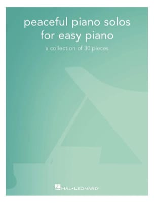 - Peaceful Solos Piano for Easy Piano - Sheet Music - di-arezzo.co.uk