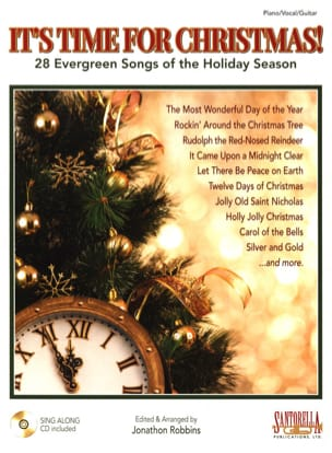 Noël - It's Time For Christmas - Sheet Music - di-arezzo.co.uk