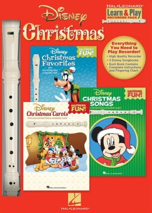 Noël - Disney Christmas - Score and Recorder Pack - Accessory - di-arezzo.com