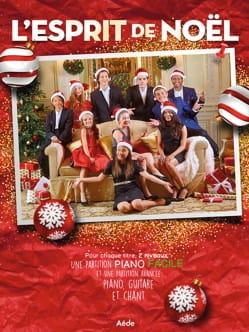 Noël - The Christmas Spirit - Partition - di-arezzo.com