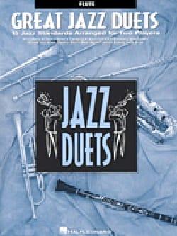 Great Jazz Duets Partition Clarinette - laflutedepan