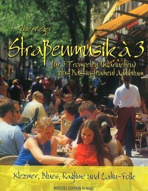 Straßenmusik à 3 - Partition - Trompette - laflutedepan.com
