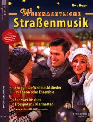 Noël - Weihnachtliche Straßenmusik - Partition - di-arezzo.com