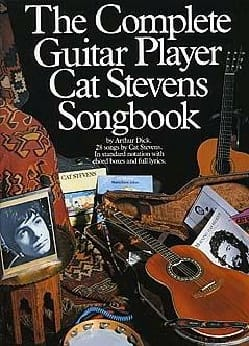 Cat Stevens - The Complete Guitar Player Cat Stevens - Sheet Music - di-arezzo.co.uk