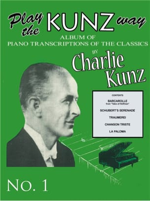 Play The Kunz Way - Book 1 - Charlie Kunz - laflutedepan.com