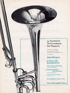 Alain Margoni - The Little Book of Gargantua - Gargantua Learn the Saqueboute - Sheet Music - di-arezzo.com