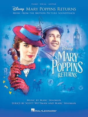 DISNEY - Le Retour de Mary Poppins - Musique du Film - Partition - di-arezzo.fr