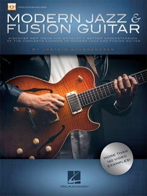 Modern Jazz & Fusion Guitar - Jostein Gulbrandsen - laflutedepan.com
