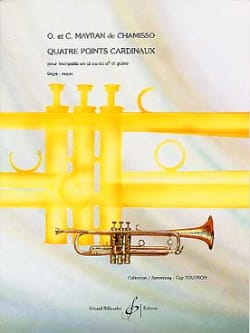 de Chamisso O. & C. Mayran - Quatre Points Cardinaux - Partition - di-arezzo.fr