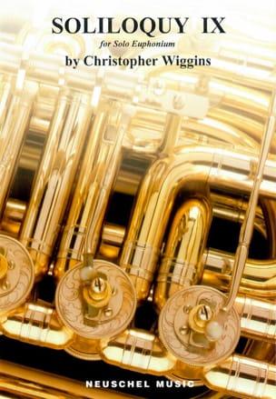 Soliloquy 9 Christopher D. Wiggins Partition Tuba - laflutedepan