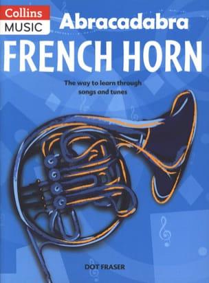 Abracadabra French Horn - Dot Fraser - Partition - laflutedepan.com