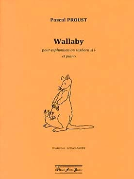 Wallaby Pascal Proust Partition Tuba - laflutedepan