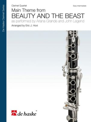 DISNEY - Beauty and the Beast - Clarinet Quartet - Sheet Music - di-arezzo.co.uk