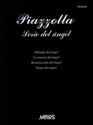 Astor Piazzolla - Serie Del Angel - Sheet Music - di-arezzo.co.uk