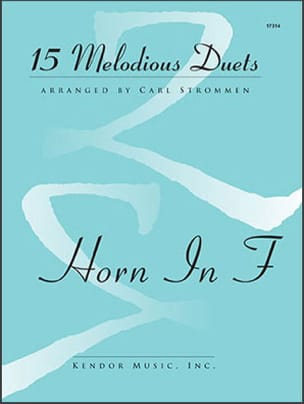 - 15 Melodious Duets - Sheet Music - di-arezzo.com