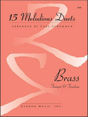 - 15 Melodious Duets - Partition - di-arezzo.fr