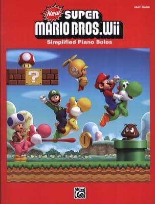 Musique de Jeux Vidéo - New Super Mario Bros. Wii - Simplified Piano - Sheet Music - di-arezzo.co.uk